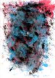 Background of splashing paintjf stock image