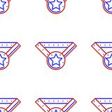 Background for sports medal Stock Photo