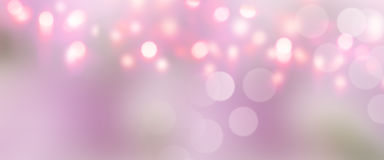 Background for Spring and Easter. Abstract Background in pink with light and bokeh for Spring and Easter Stock Photos