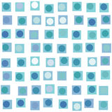 Background Square Dot Stock Photography