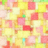 Background of squares Royalty Free Stock Image