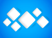 Background with squares Stock Photography