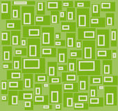 Background squares. Square background with two colours Stock Photography