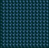 BACKGROUND squares 002. Blue square pattern with lens-effect. Can be used in advertising or covers Royalty Free Stock Images