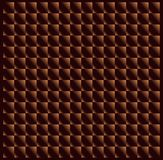 BACKGROUND squares 004. Brown square pattern with lens-effect. Can be used in advertising or covers royalty free illustration