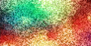 Background of sqware shapes. Retro triangle . Colorful mosaic pattern. Stock Photos