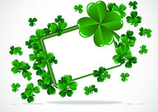 Background of St Patrick Day Stock Photography