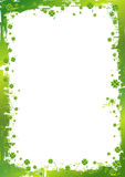 Background for St. Patrick's  Royalty Free Stock Photo