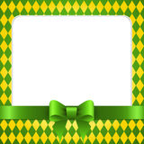 Background St. Patrick with space for text Stock Photo