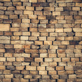 Background of Stacked Wood Cut in   Squared Timber Royalty Free Stock Images
