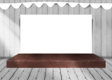 Background stage Royalty Free Stock Image