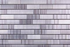 Background of staples horizontal Royalty Free Stock Photos