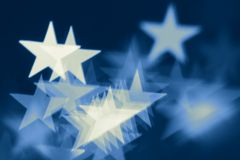 background star Στοκ φωτογραφία με δικαίωμα ελεύθερης χρήσης