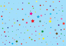 Background-star Royalty Free Stock Photos