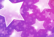 Background star abstract Royalty Free Stock Photography