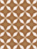 Background star. Brown and white color Royalty Free Stock Photo