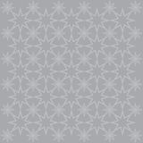 Background with stars. Wallpaper with stars on grey background Stock Photo