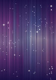 Background with stars. Stock Photo