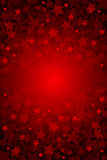 Background with stars. Vector abstract background with stars Stock Photography