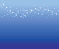 Background with stars. Vector illustration stock illustration