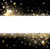Background stars Royalty Free Stock Image