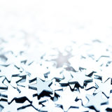 Background with stars Stock Image