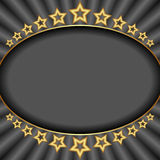 Background stars Royalty Free Stock Photo