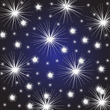 Background stars Royalty Free Stock Photos