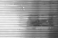 Background steel aluminium Stock Image