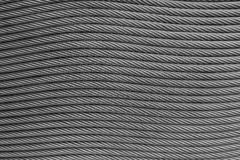 Background of steel ropes Royalty Free Stock Image