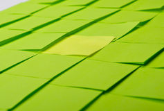 Background of Sticky Notes Royalty Free Stock Photo