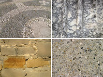 Background of stone. Stock Images