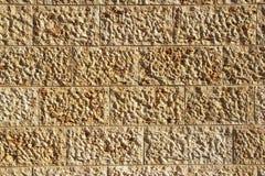 Background of Stone Blocks Wall Stock Photography