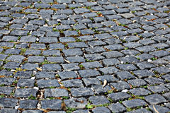 Background stone paving Stock Images