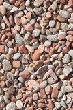 Background from stone pebble Stock Photos