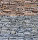 Background of stone wall. Stock Photos
