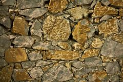Background of stone wall Stock Photos