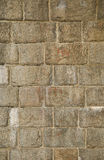 Background of stone wall. Background of the old stone massive wall Stock Image