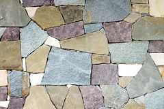 Background of a stone wall Stock Photography
