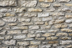Background - Stone Wall Stock Photo