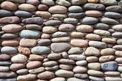 Background of stone wall Stock Images