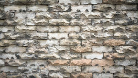 Background stone wall. In the daytime Royalty Free Stock Photography