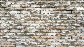Background stone wall. In the daytime Stock Photos
