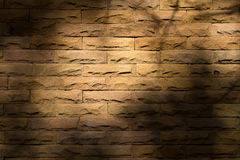 Background of stone wall made with blocks Stock Photos