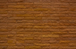 Background of stone wall made with blocks . Royalty Free Stock Photo