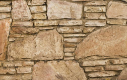 Background of stone wall texture Royalty Free Stock Photo