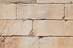 Background of stone. Wall texture stock photo