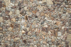 Background of stone wall texture Royalty Free Stock Photos