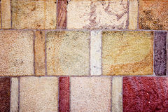 Background of stone wall Royalty Free Stock Image