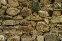 Background of stone wall texture Royalty Free Stock Images